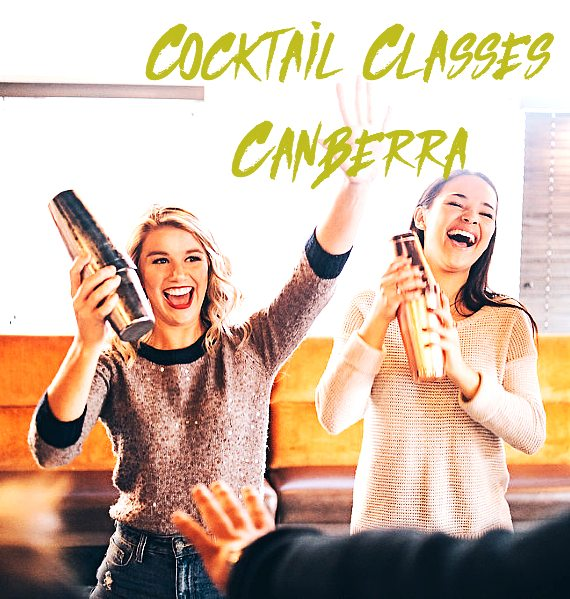 cocktail classes Canberra